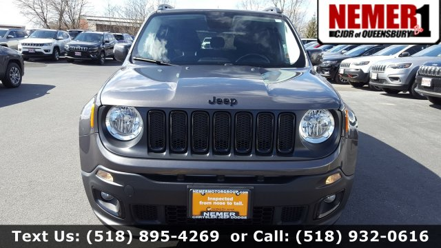 Pre-Owned 2016 Jeep Renegade Justice